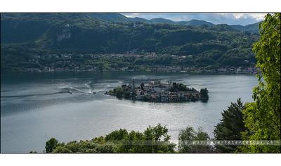 Italie  -  Lac d'Orta