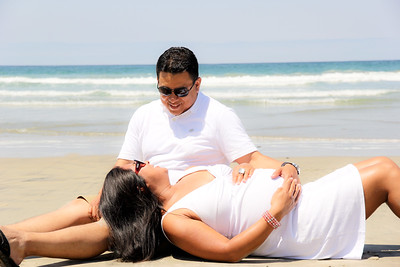 Olga & James - Maternity