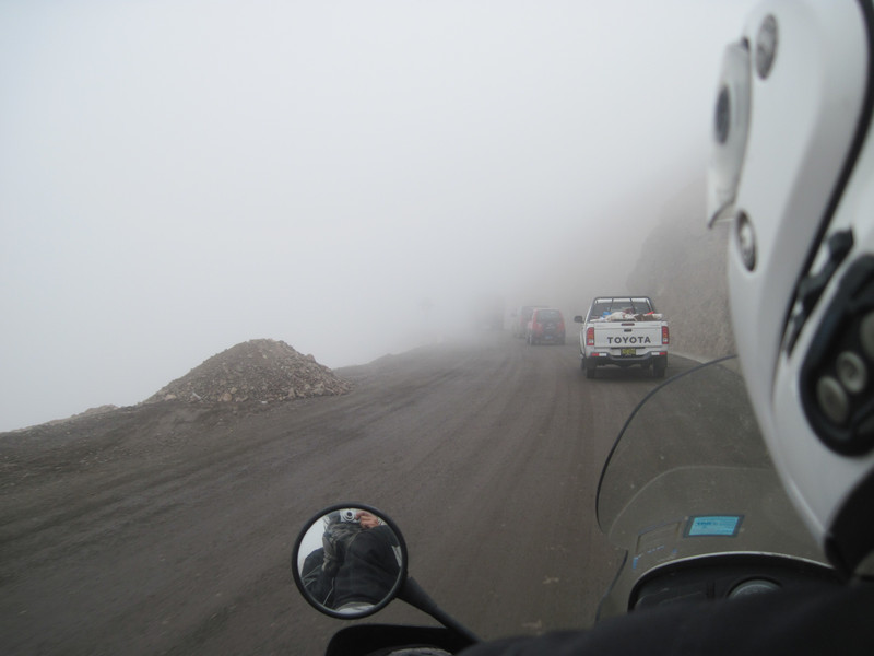 Riding into the Clouds