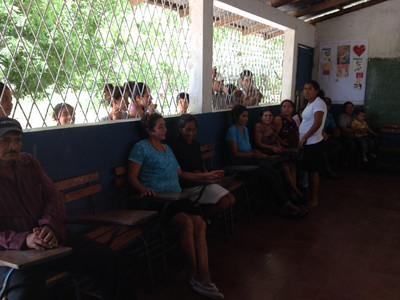 Site Visits- Totumblita, Matagalpa