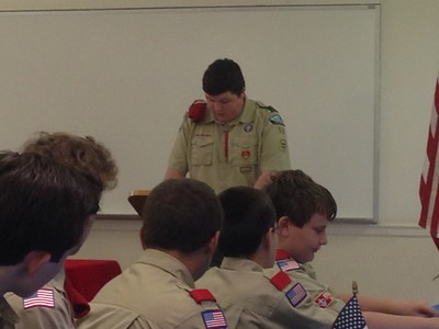 Reb John Russel III Eagle Scout Court Of Honor