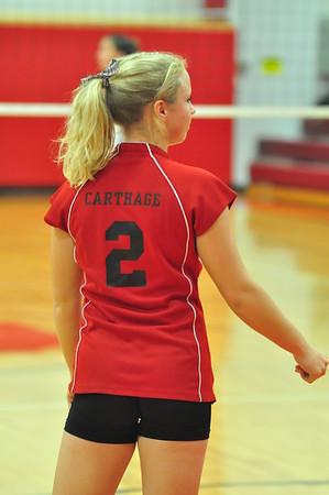 JVG Volleyball vs Camden 11-29-11
