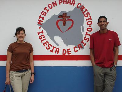 Kate & Bharat Nicaraguan Rotation Apr '10