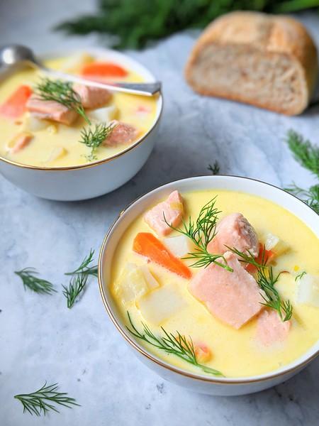 Lohikeitto Finnish Salmon Soup white 2.jpg