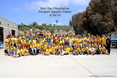 Best Day Foundation @ Newport Aquatic Center 4/29/12