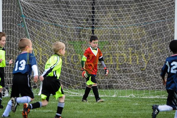 Johnson Family Soccer