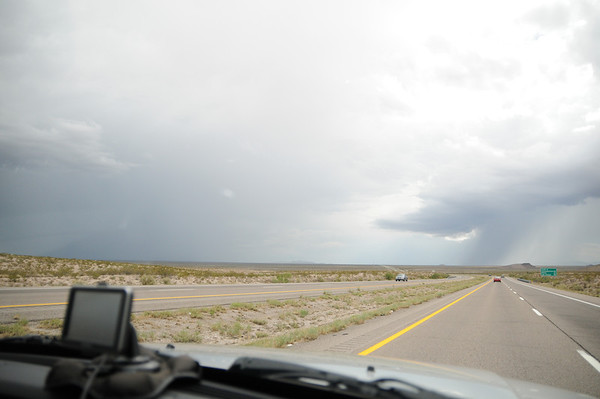 New Mexico August 12
