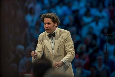 Gustavo Dudamel Saturday July 15th 2017