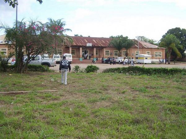Dundo - Hospital