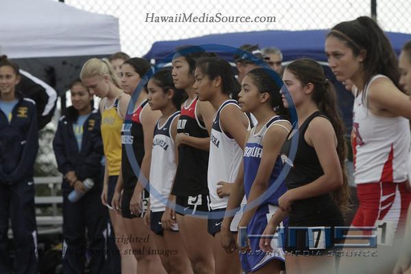 Girls 1500m Run 5-9-14