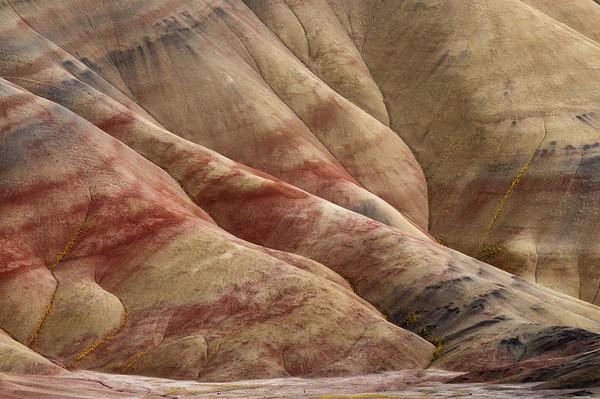 Oregon's Ancient Volcanoes: Smith Rock, Painted Hills, Clarno Volcanics