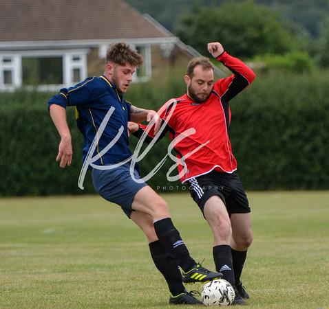 Social FC U30s vs Social Sporting Over30s 29/08/21
