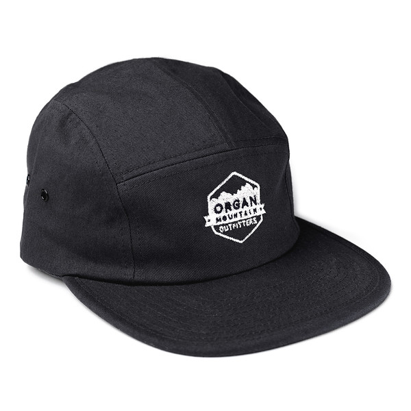 Outdoor Apparel - Organ Mountain Outfitters - Hat - Camper Cap Black.jpg