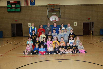 Jr Cubs Basketball Program