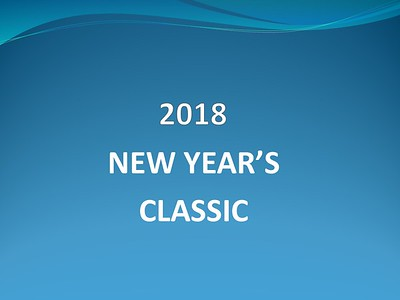 2018 New Year's Classic