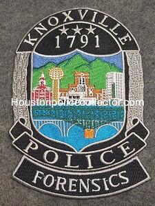 Tennessee Crime Scene Units