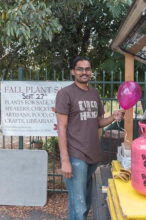 CSG Fall Plant Sale 9/27/14