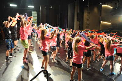 Summer Spectacular Show Choir Camp