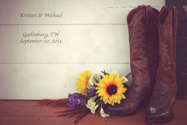 Michael & Kristen Wedding