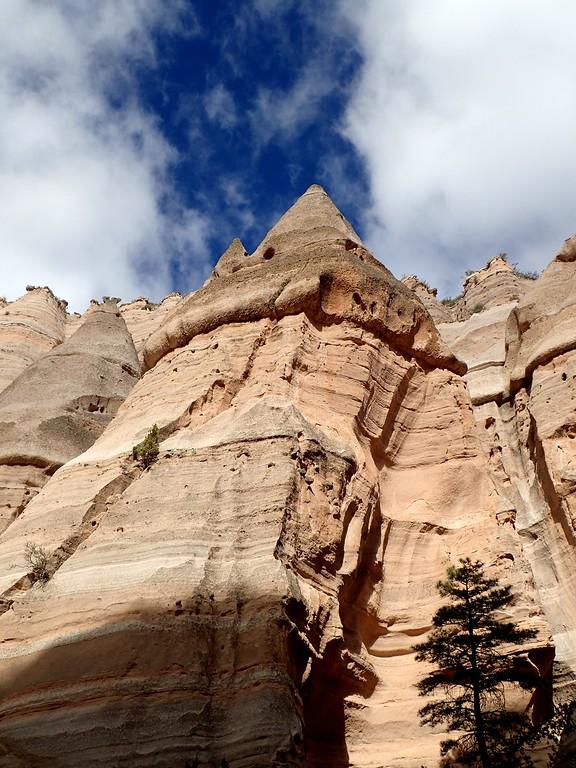 Kasha-Katuwe Tent Rocks National Monument New Mexico