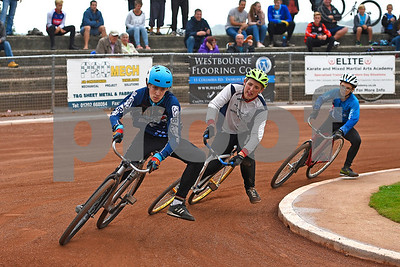British Cycle Speedway Men's Semi Final Poole 28082016