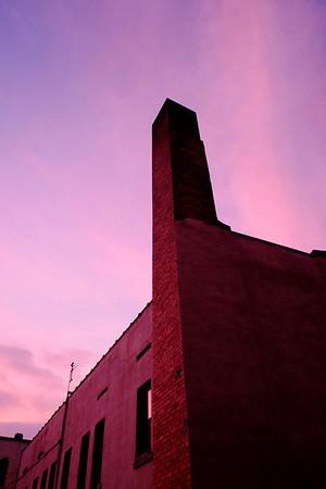 Ithaca NY (color)