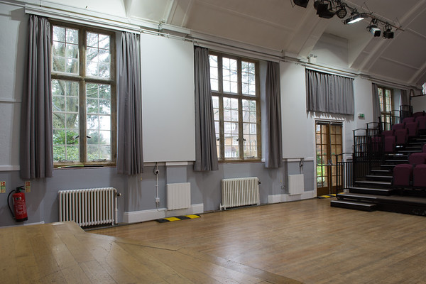 BLOXHAM SCHOOL HALL