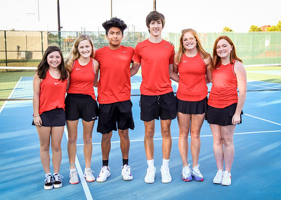 2020 LHHS Tennis