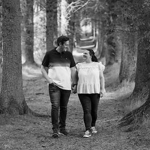 Amanda Mackinnon & Darran Murphy