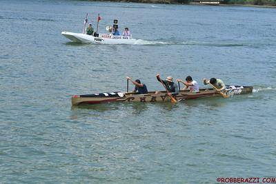 Cayuco Race 2009