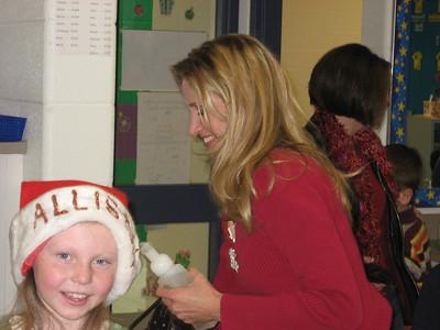 2007 Allson's School xmas Party
