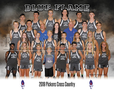 2019 Pickens High Cross Country