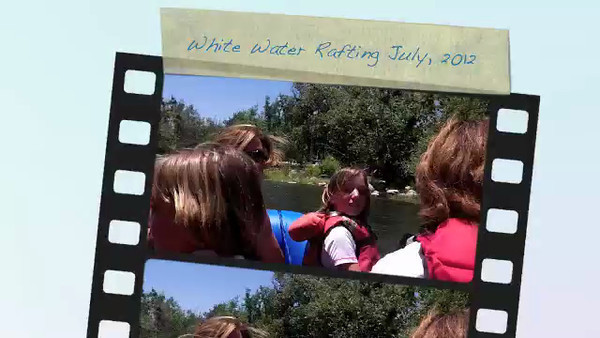 Twins on the Kern River July 2012