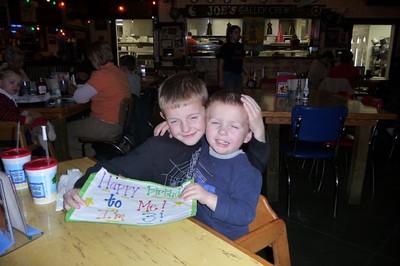 Tyler's 3rd Birthday