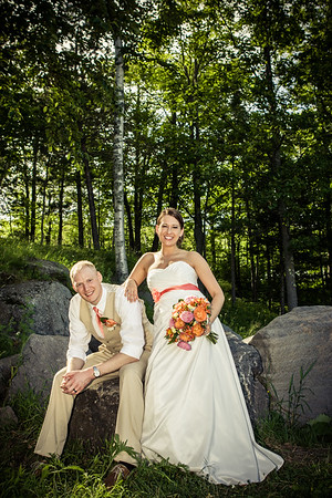 Family and Wedding Party Portraits