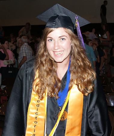 Hannah's Graduation June 2012