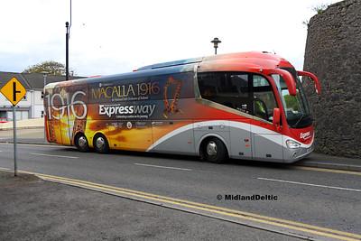 Portlaoise (Bus), 13-10-2017