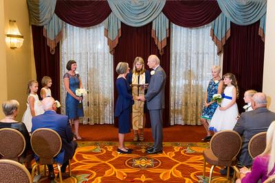 Suzanne & Gary - Ceremony