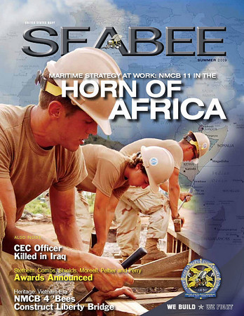 Seabee Magazine - Summer 2009