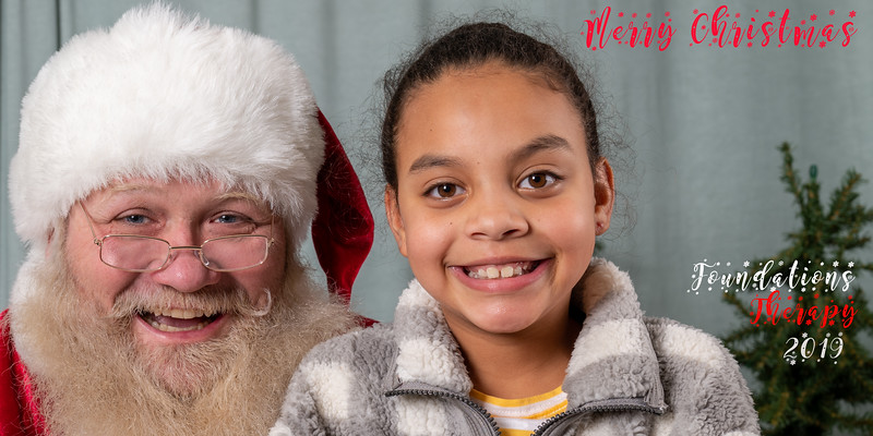 Foundations Therapy Santa 2019