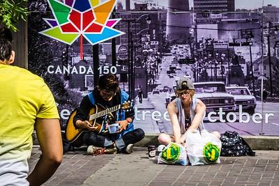 Canada Day in Calgary- 2017