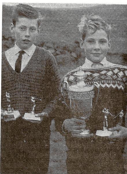 Nýliðabikarinn 1964