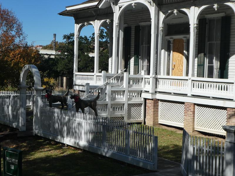 Houston TX History Park