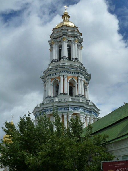 National Kyiv-Pechersk Historical and Cultural Preserve, also known as the Kyiv-Pechersk Lavra It's a UNESCO World Heritage site