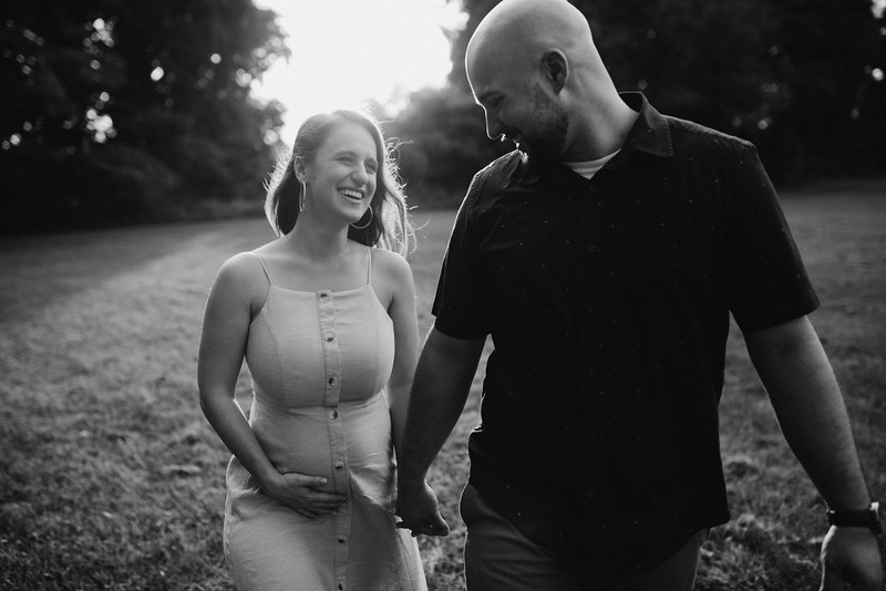 Kristy & Alex Pregnancy Announcement
