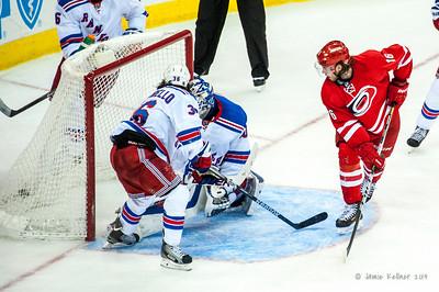 Canes vs Rangers 03.11.14