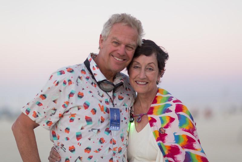 Freddy Hahne & Rachel Carpenter