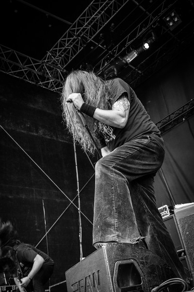 Disbelief, Turock Open Air 2016