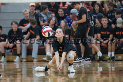 Volleyball17 - Eastern York @ York Suburban