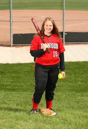 Bangor softball SB15